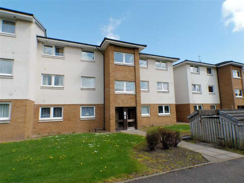 2 Bedrooms Apartment Flat for sale in Silverbanks Gait, Cambuslang, GLASGOW