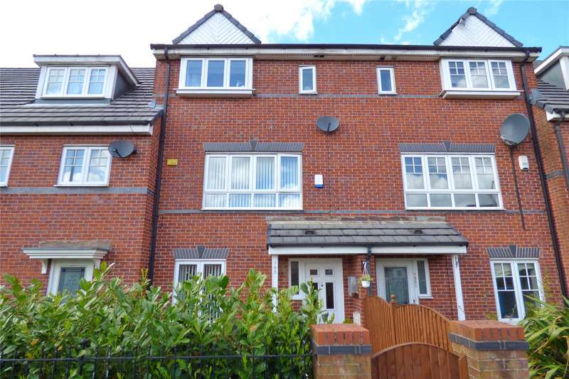 3 Bedrooms Terraced House for sale in Moston Lane, Moston, Greater Manchester, M40