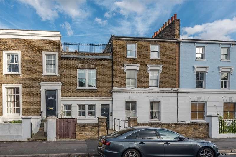 2 Bedrooms Property for sale in De Beauvoir Road Flat D Islington