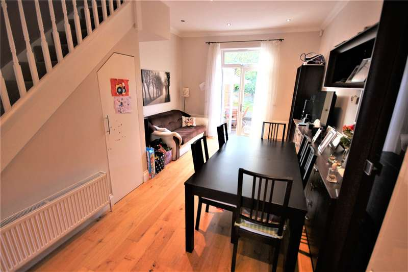 2 Bedrooms Terraced House for sale in Northbrook Road Bowes Park London