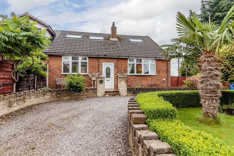 4 Bedrooms Bungalow for sale in Bury Road, Tottington, Bury, Greater Manchester BL8 3EU