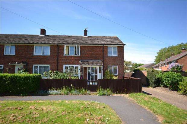 4 Bedrooms End Of Terrace House for sale in Beckford Avenue, Easthampstead, Bracknell