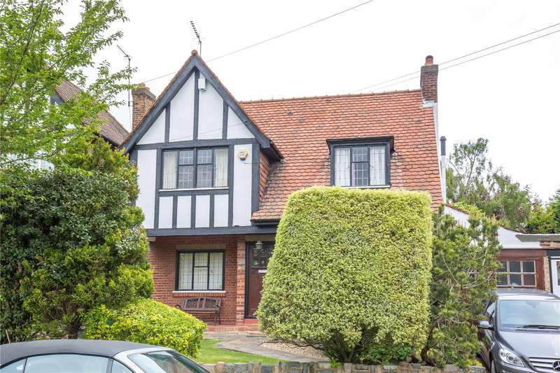 3 Bedrooms Link Detached House for sale in Valley Avenue, North Finchley, London, N12