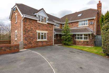 6 Bedrooms Detached House for sale in Keats Way, Cottam, Preston, Lancashire, PR4