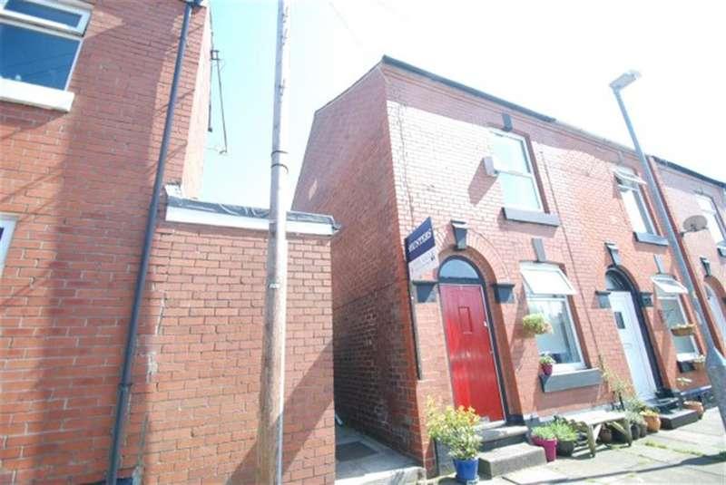 2 Bedrooms Terraced House for sale in Sloane Street, Ashton-under-Lyne, Ashton Under Lyne , OL6 6NR
