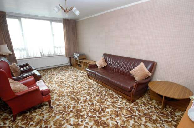 2 Bedrooms Flat for sale in Centurion Close, Islington, N7