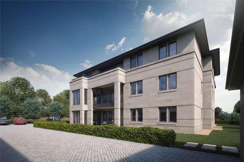 3 Bedrooms Apartment Flat for sale in Plot 9, Ledcameroch House, Ledcameroch Road, Bearsden
