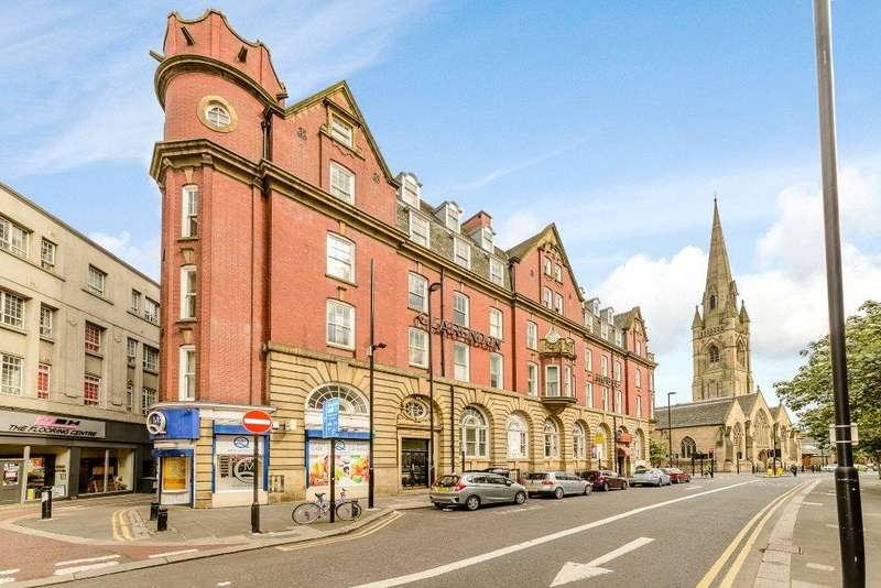1 Bedroom Apartment Flat for sale in Clarendon House, Clayton Street West, Newcastle Upon Tyne, Tyne Wear