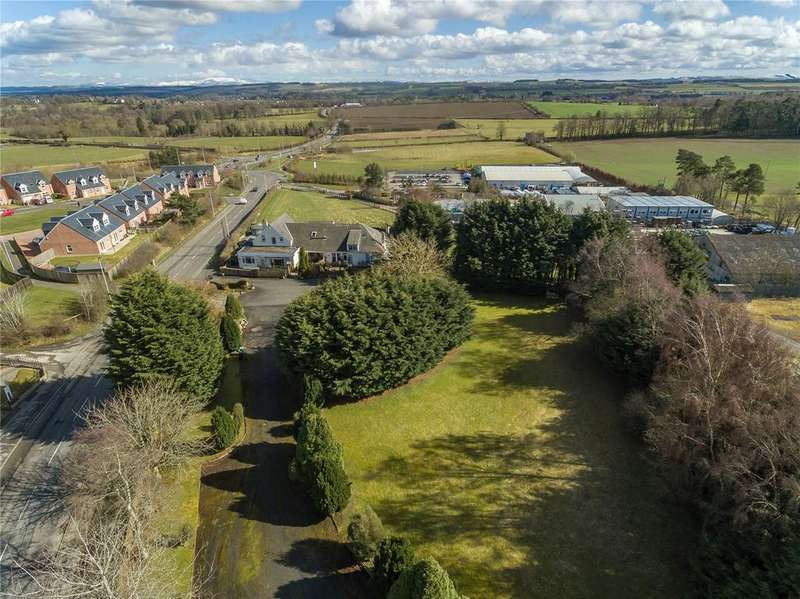 Land Commercial for sale in Balgownie, Newtown St Boswells, Melrose, Scottish Borders