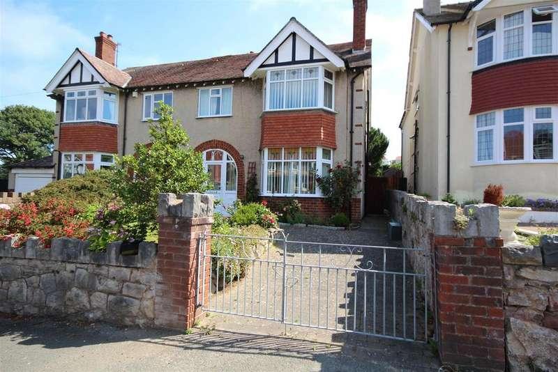 4 Bedrooms House for sale in Bodelwyddan Avenue, Old Colwyn,