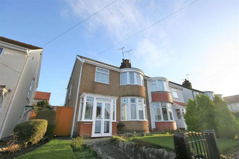 3 Bedrooms House for sale in Marine View, Rhos-on-Sea