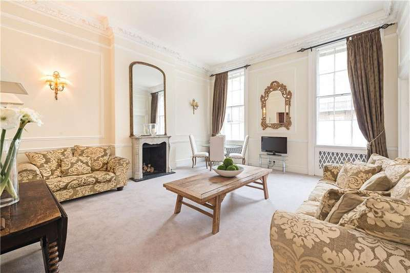 2 Bedrooms Flat for sale in Bryanston Square, Marylebone, London, W1H