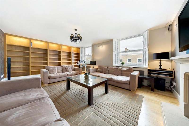 3 Bedrooms Flat for sale in Elvaston Place, SW7