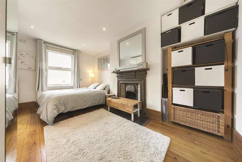 2 Bedrooms Flat for sale in Chamberlayne Road, NW10