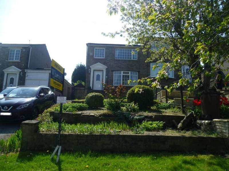 3 Bedrooms Semi Detached House for sale in Pasture Lane, Clayton