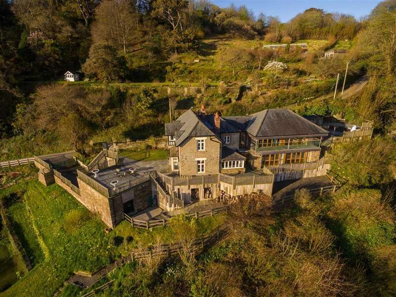 5 Bedrooms Detached House for sale in Lee, Nr Woolacombe, Devon, EX34