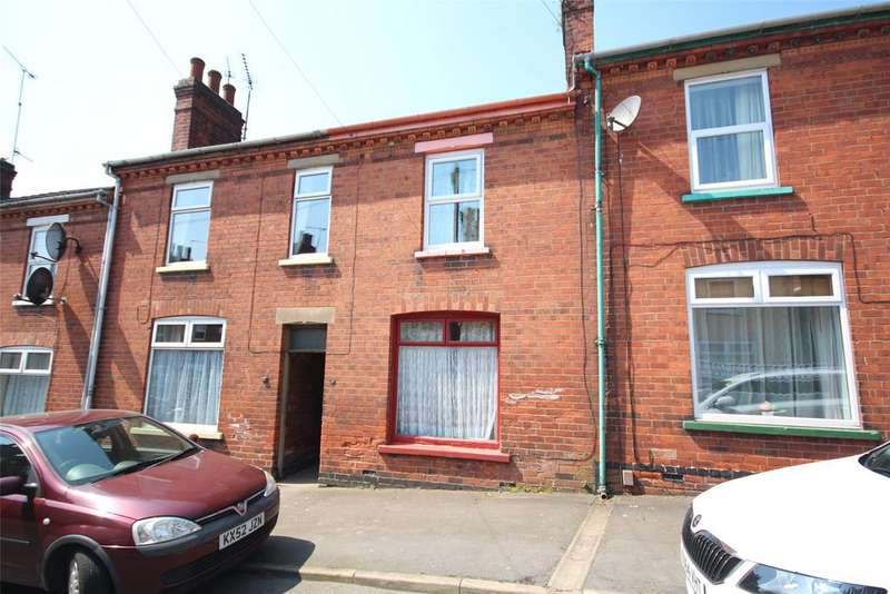 3 Bedrooms Terraced House for sale in Walmer Street, Lincoln, LN2