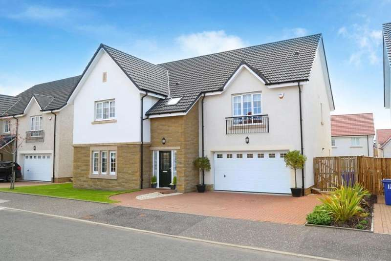 5 Bedrooms Detached House for sale in 16 Crosshill Wynd, Bishopton, PA7 5QH