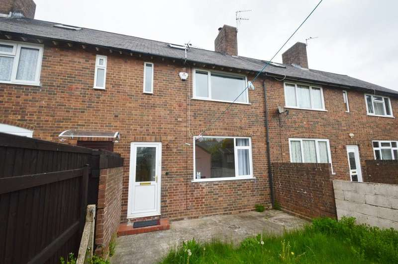 2 Bedrooms Terraced House for rent in Pinewood Square, St Athan, Barry