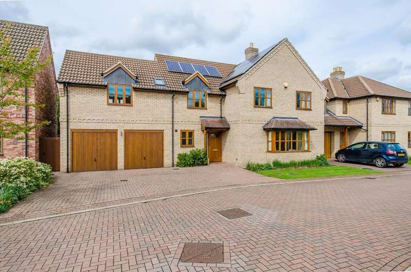 5 Bedrooms Detached House for sale in Cooke Walk, Impington