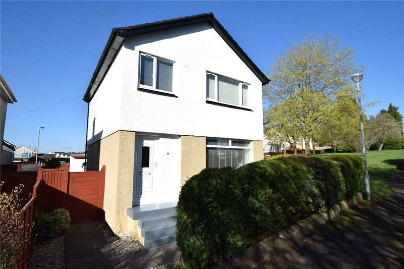 3 Bedrooms Detached House for sale in Kinloch Road, Newton Mearns, Glasgow