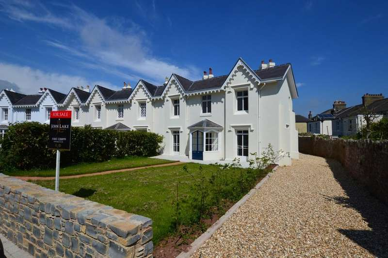 4 Bedrooms Town House for sale in St Marychurch, Torquay