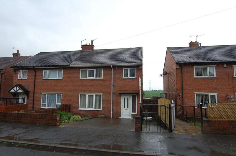 3 Bedrooms Semi Detached House for rent in Norfolk Road, Great Houghton