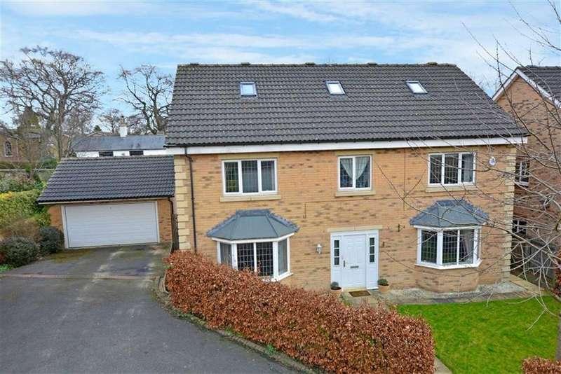 5 Bedrooms Detached House for sale in Beaufort Mews, Ackworth, Pontefract, WF7