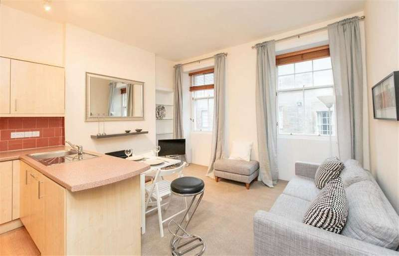 2 Bedrooms Flat for rent in CANONGATE, ROYAL MILE, EH8 8BS