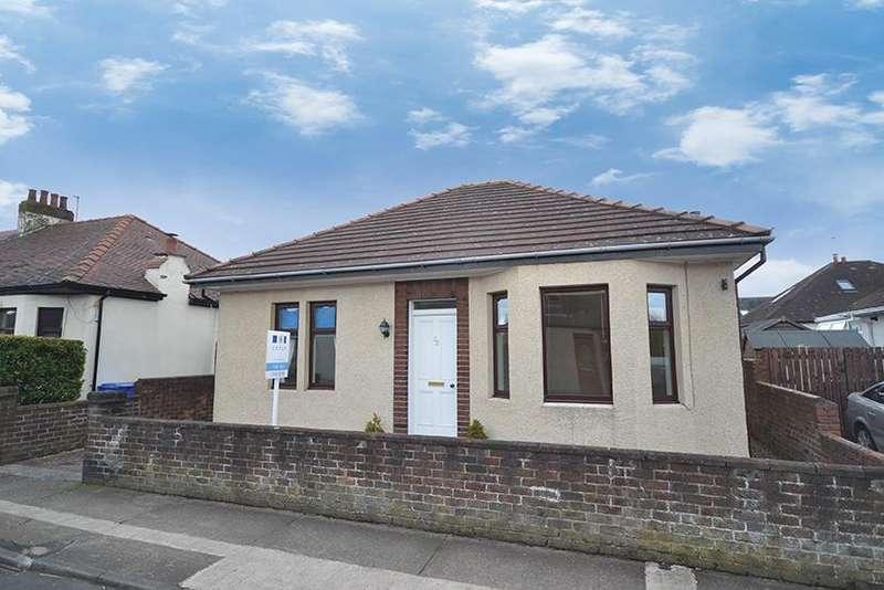 3 Bedrooms Detached Bungalow for sale in 25 Kirk Street, Prestwick, KA9 1AU