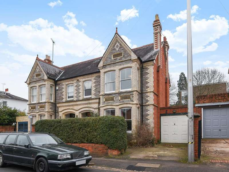 6 Bedrooms Semi Detached House for sale in Eastern Avenue, Reading, RG1