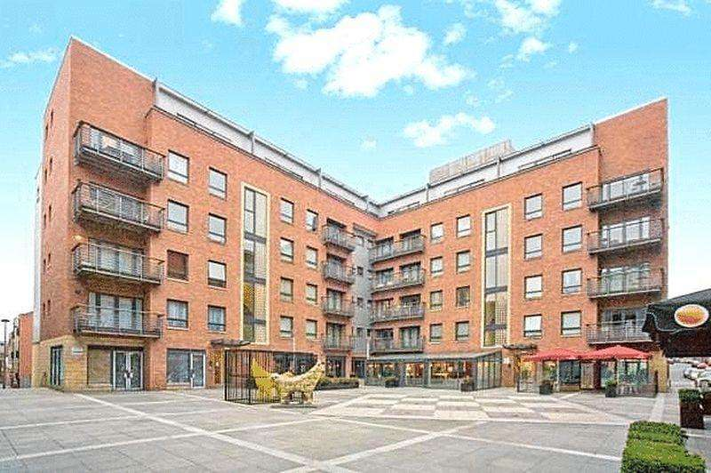 2 Bedrooms Apartment Flat for sale in Madison Square, Liverpool