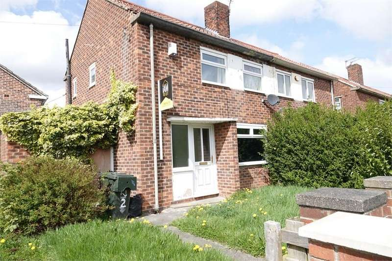 2 Bedrooms Semi Detached House for rent in Netherby Green, Park End