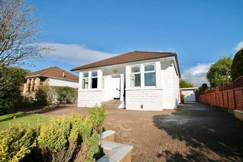 3 Bedrooms Detached Bungalow for sale in Hillside Drive, Bishopbriggs G64, G64 2NW