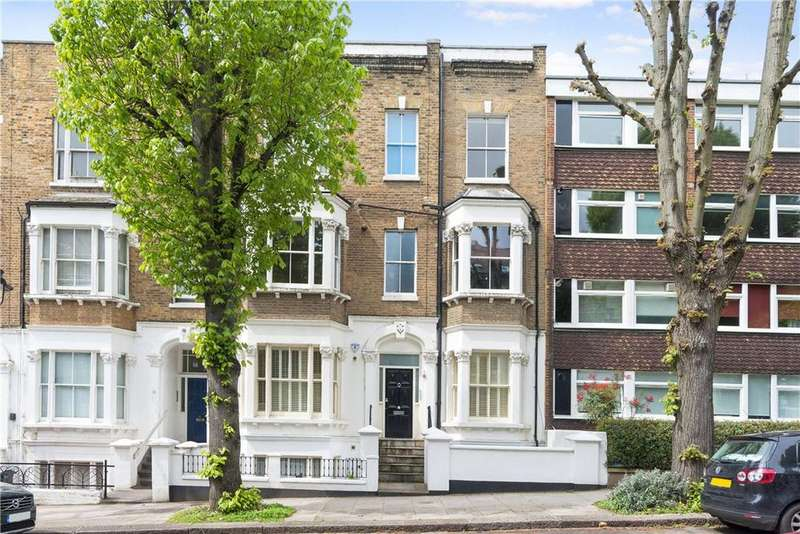 2 Bedrooms Flat for sale in South Hill Park, London, NW3