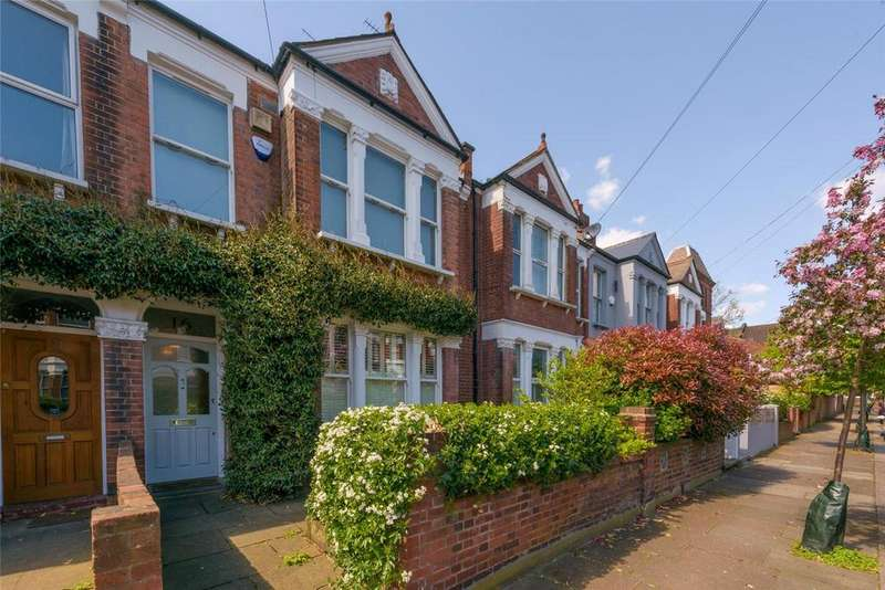 5 Bedrooms Terraced House for sale in Spezia Road, London, NW10