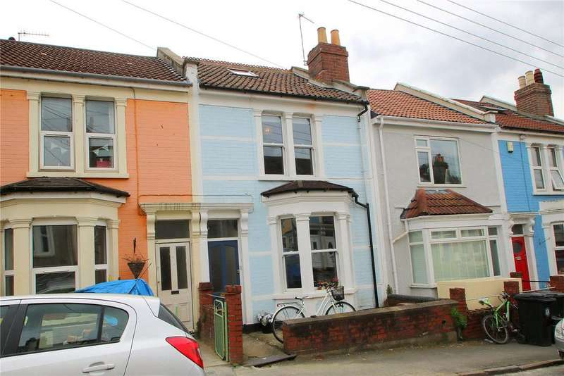 4 Bedrooms Terraced House for sale in Quantock Road, Windmill Hill, Bristol, BS3