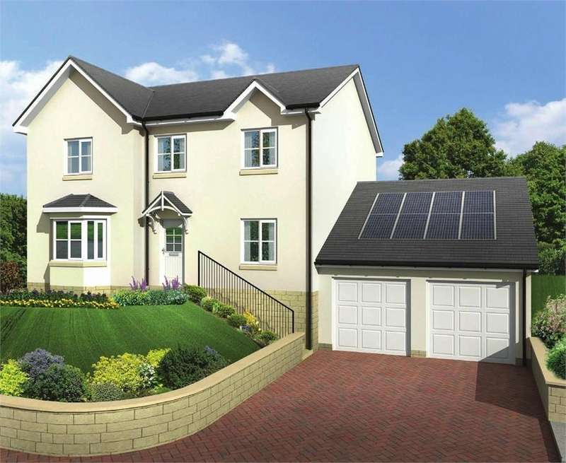 4 Bedrooms Detached House for sale in Ellwyn Terrace, GALASHIELS, Scottish Borders