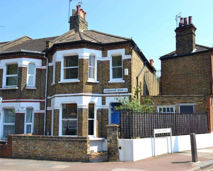 3 Bedrooms House for sale in Candahar Road, London, SW11