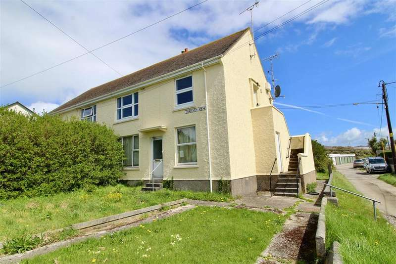 2 Bedrooms Flat for sale in Torleven View, Porthleven