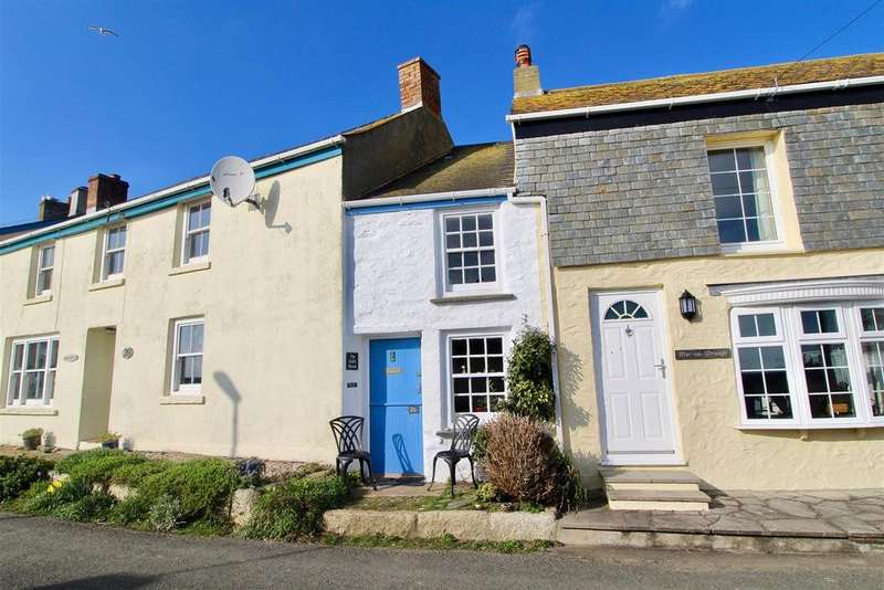 1 Bedroom Cottage House for sale in Claremont Terrace, Porthleven