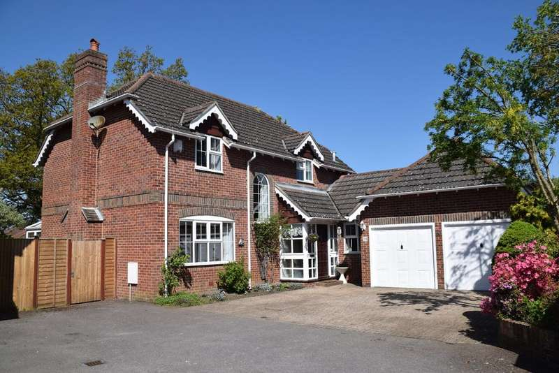 4 Bedrooms Detached House for sale in THE TIMBERS, CATISFIELD