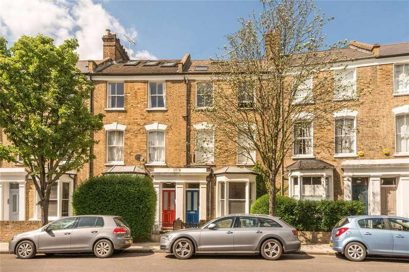 2 Bedrooms Flat for sale in Bryantwood Road, London