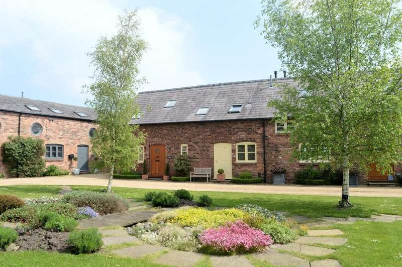 3 Bedrooms Semi Detached House for sale in Hallam Hall Barns, Preston On The Hill