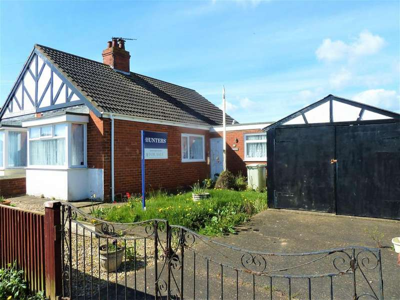 2 Bedrooms Semi Detached Bungalow for sale in Seacroft Road, Mablethorpe, LN12 2DU