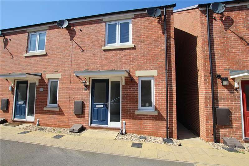 2 Bedrooms End Of Terrace House for sale in Whittle Drive, Biggleswade, SG18