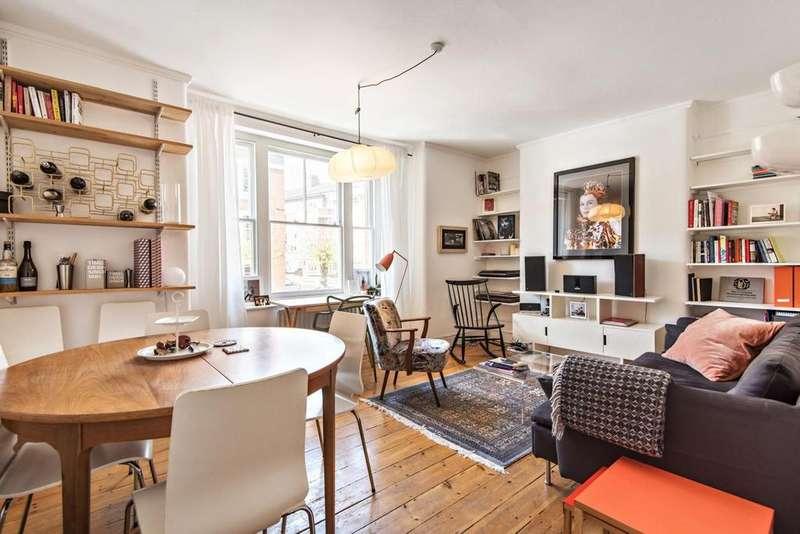 1 Bedroom Flat for sale in Halton Road, Islington