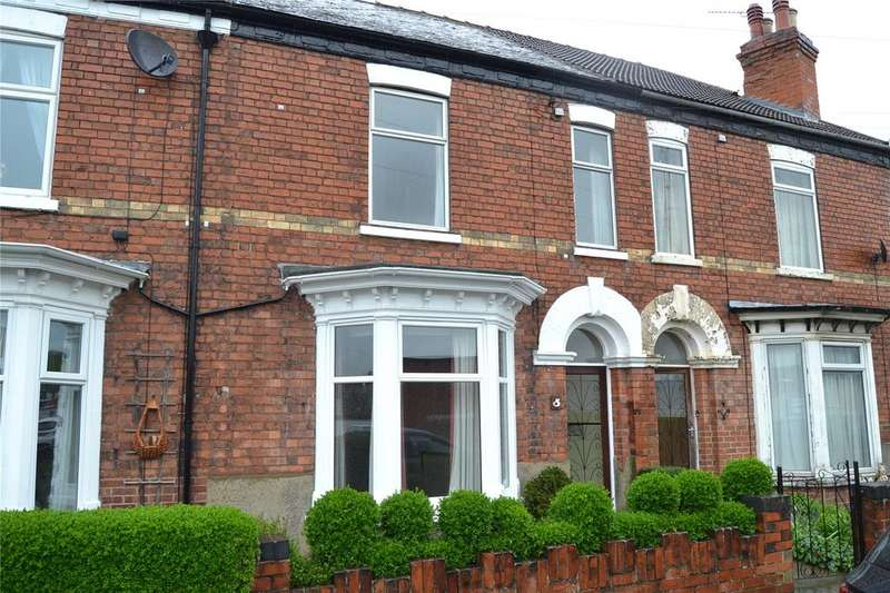 3 Bedrooms Terraced House for sale in Northolme, Gainsborough, Lincolnshire, DN21