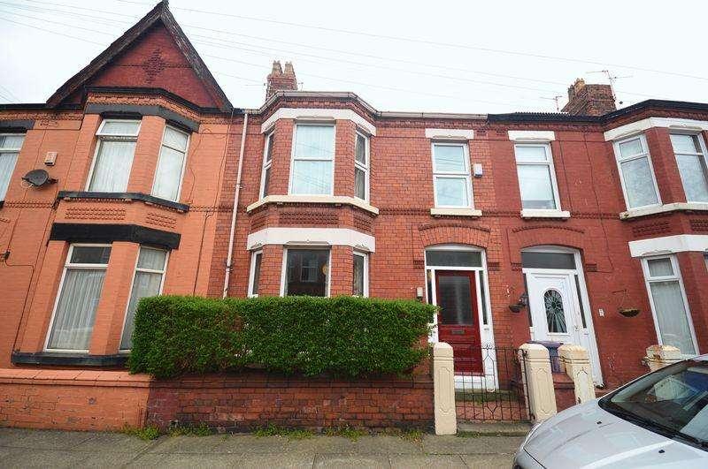 4 Bedrooms Terraced House for sale in Calton Avenue, Allerton