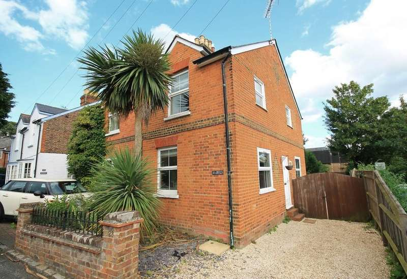 3 Bedrooms Semi Detached House for sale in Upper Village Road